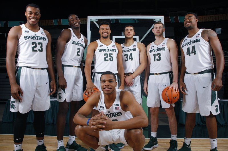 uk availability 6ad14 90037 Michigan State stacked with talent as Izzo eyes long run