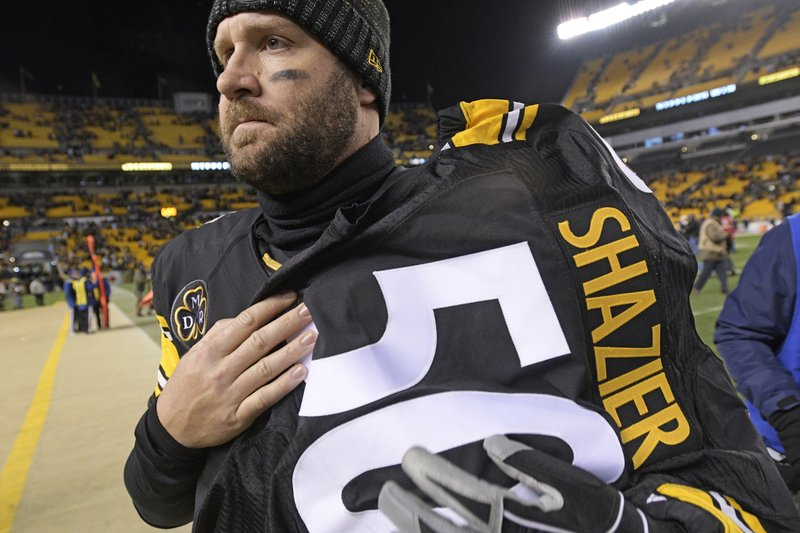 Steelers lock up AFC North with 39-38 win over Ravens