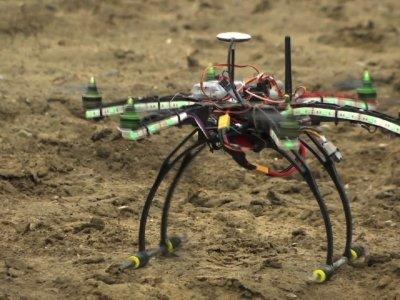 U. of Michigan's Outdoor Drone Lab Takes Flight