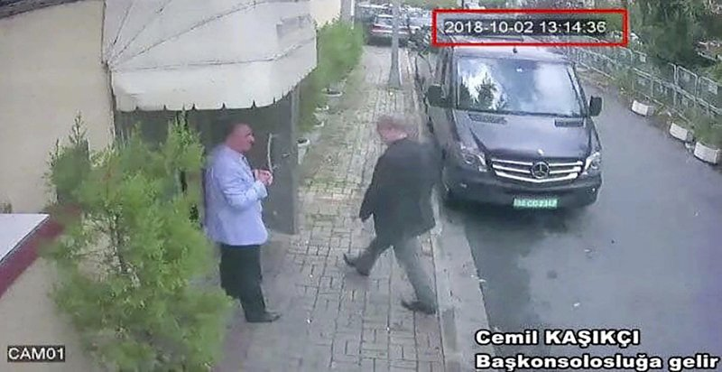 Jamal Khashoggi: What we know about journalist's disappearance