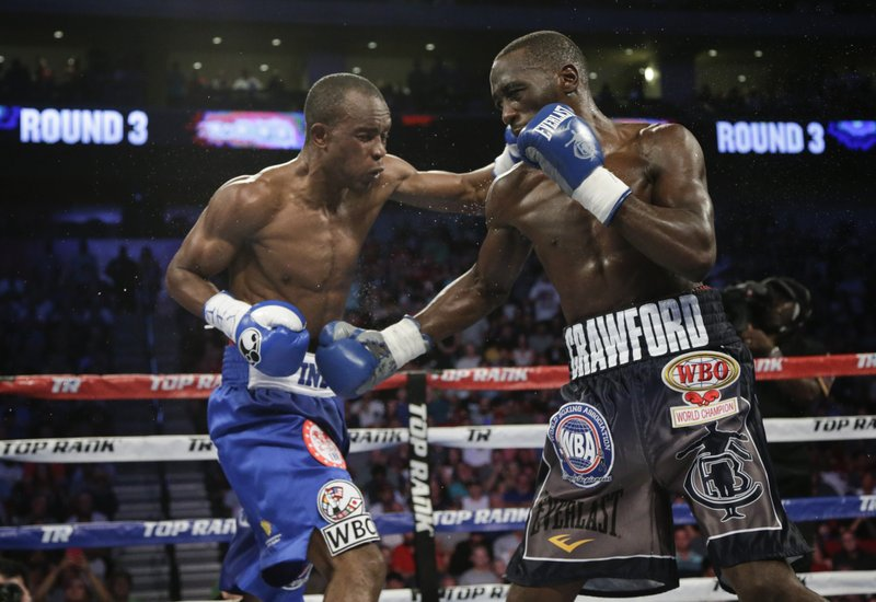 Julius Indongo, Terence Crawford