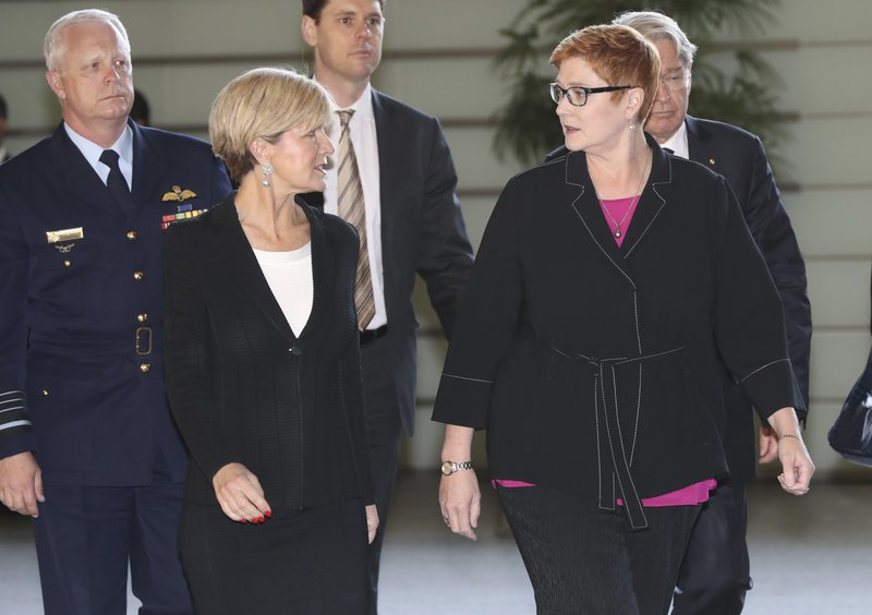 Julie Bishop, Marise Payne