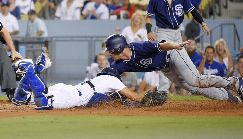 Hunter Renfroe, Austin Barnes