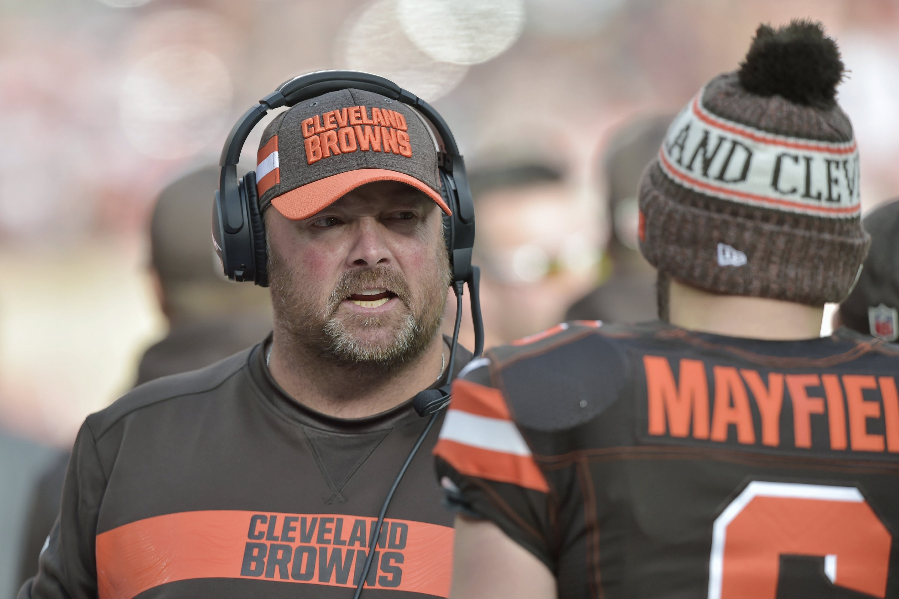 1afb348d3a Ready Freddie: Kitchens hired by Browns after offensive run