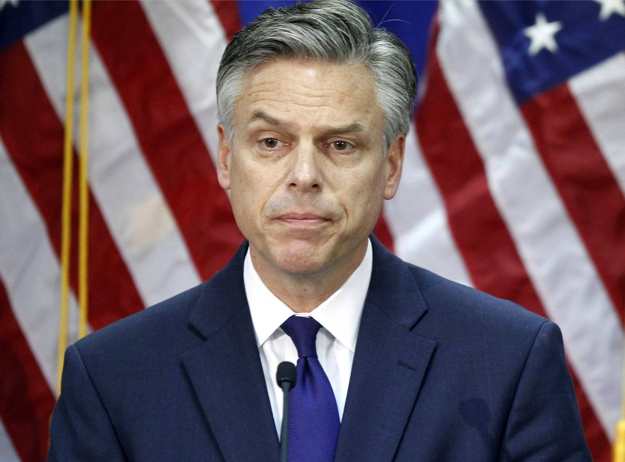 AP Source: Huntsman offered job of ambassador to Russia