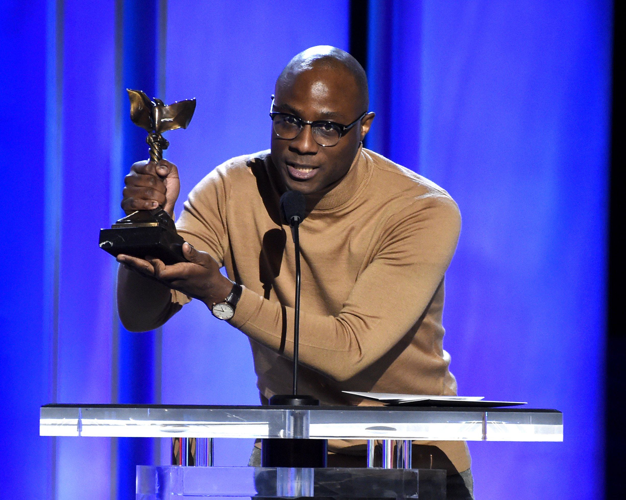 'Beale Street' tops Spirit Awards, Close wins best actress
