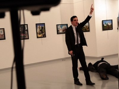 Russian Ambassador Shot and Killed in Turkey