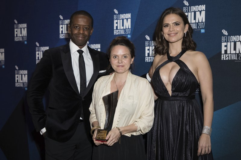 Adrien Lester, Lucy Cohen, Hayley Atwell