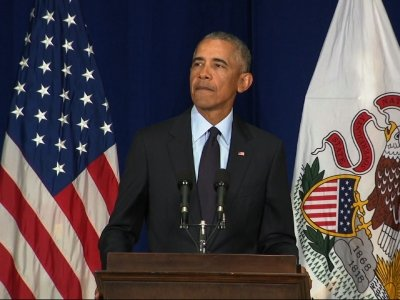 Obama says Trump is 'a symptom, not a cause'