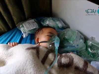 Syrian Chemical Attack Leaves Families in Ruins