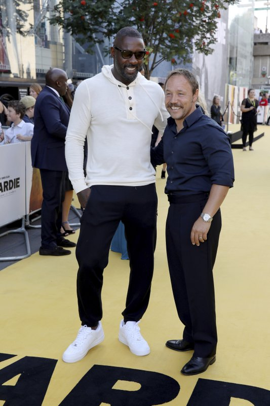 Idris Elba, Stephen Graham