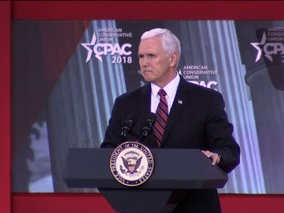 Pence: School Safety Will Be 'Top National Priority'