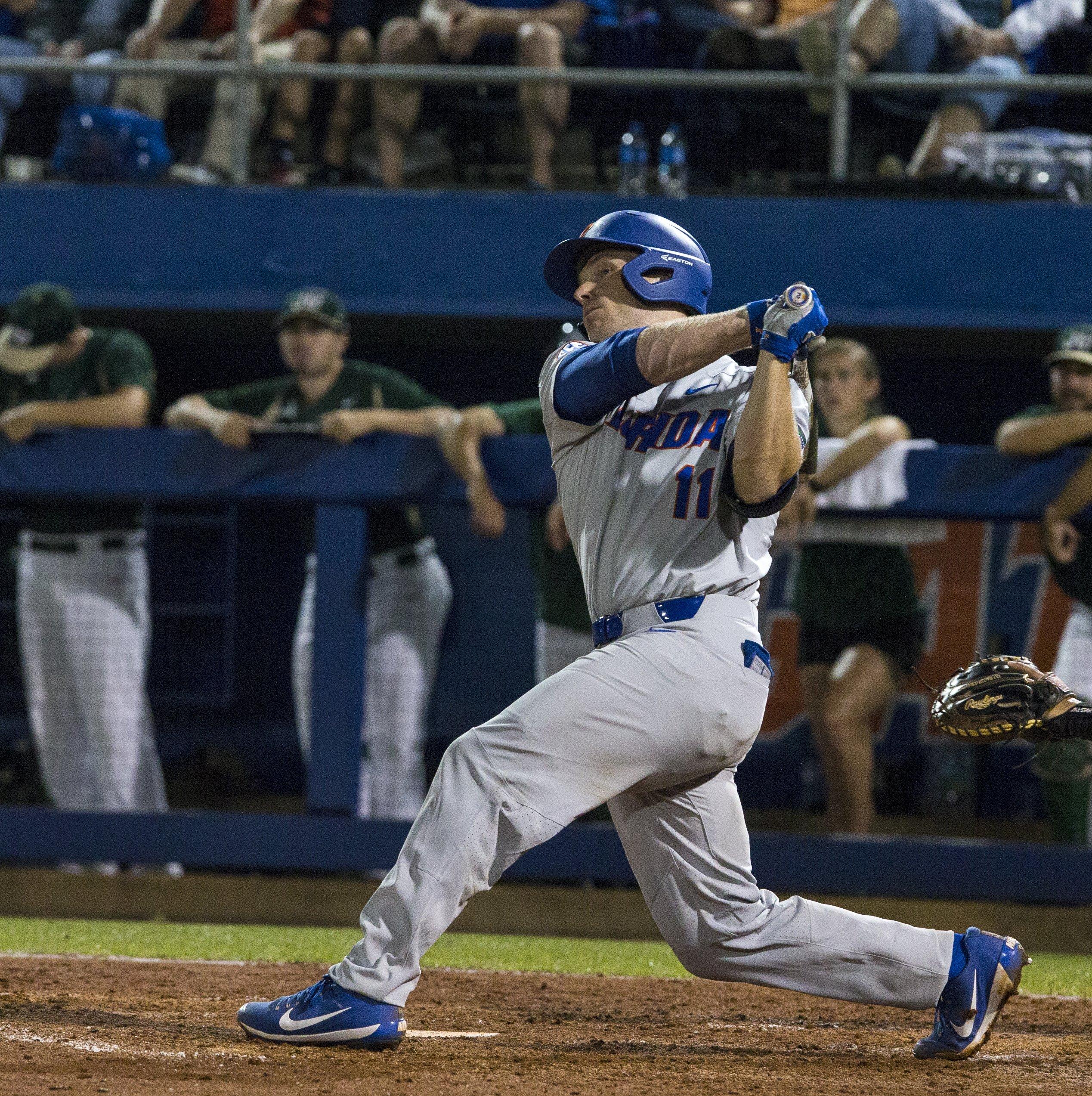 Jonah Girand takes winding path to Florida's starting lineup