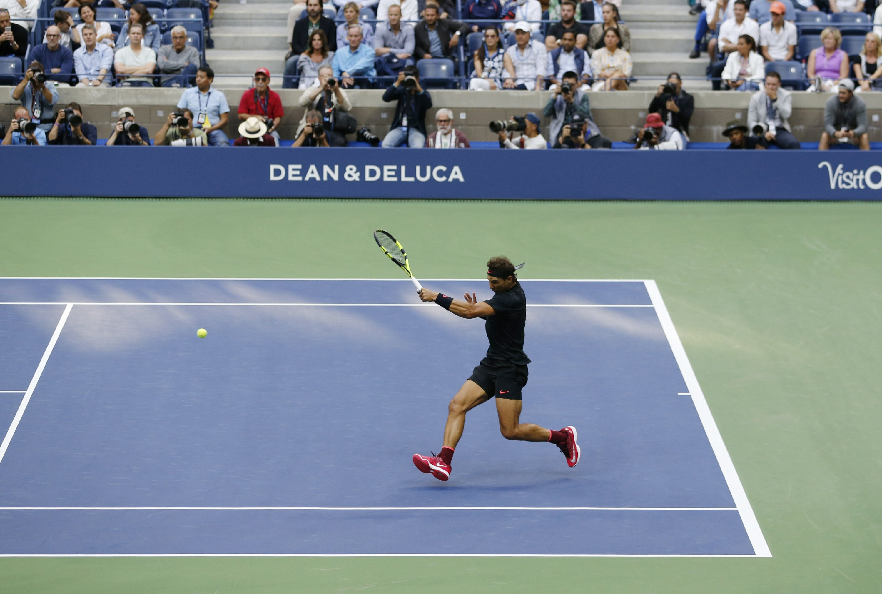 The Latest: Nadal wins US Open for 16th major title