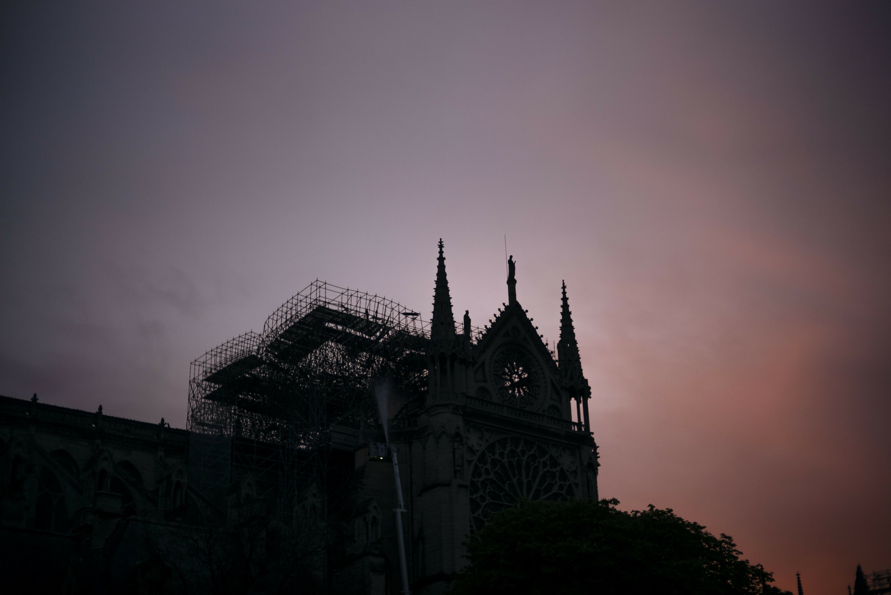 Nations express solidarity with France after Notre Dame fire