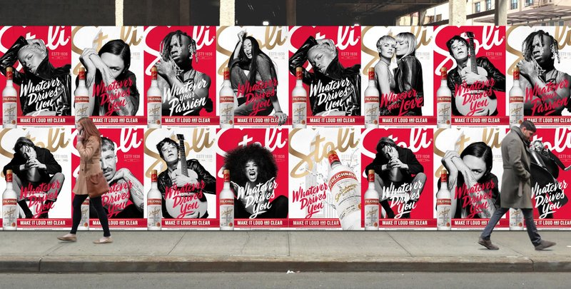 """Stoli® Vodka Says It """"Loud and Clear"""" with New Global Advertising Campaign"""