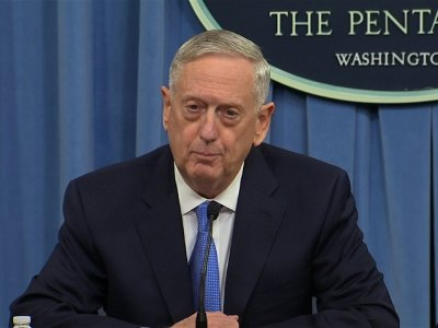 Mattis: 'Our Priority Remains Defeat of ISIS'