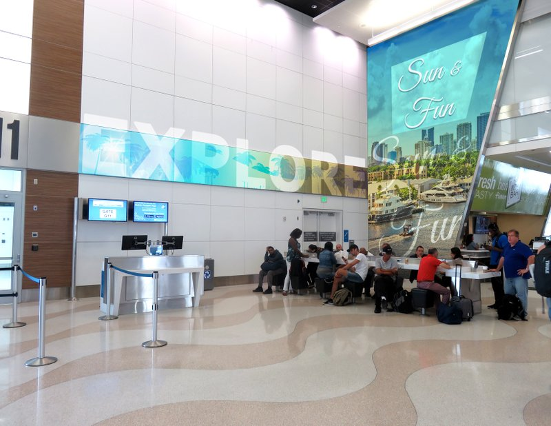 Clear Channel Airports Wins 5-Year Renewal with Fort Lauderdale Hollywood International Airport to Provide a New State-of-the-Art Digital Ad Network