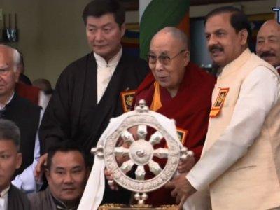 Dalai Lama Marks 60th Year Of His Exile In India