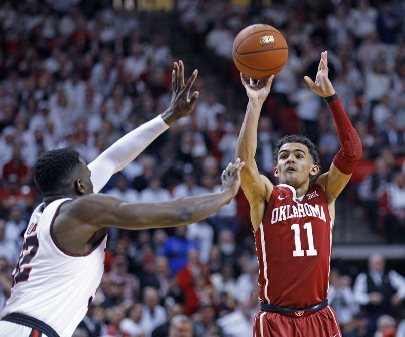 Trae Young, Norense Odiase