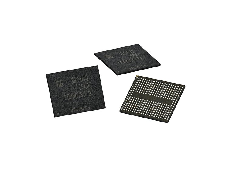 Samsung Electronics Brings Next Wave of High-Performance Storage with Mass Production of Fifth-Generation V-NAND