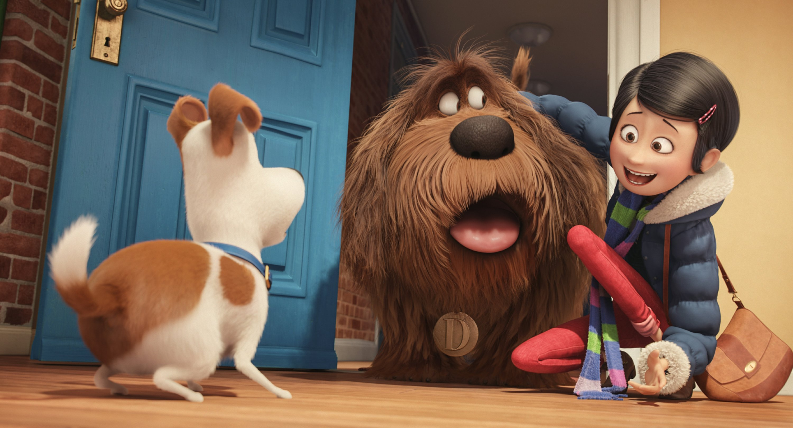 'Secret Life of Pets' fetches $103 million in opening days