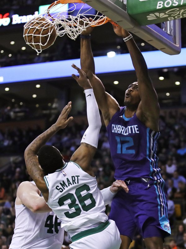 Dwight Howard, Marcus Smart
