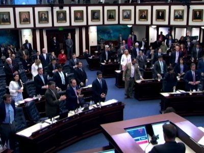 Fla. Senate Passes Gun Legislation, Goes to Gov.