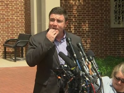 Va. Rally Organizer's News Conference Cut Short
