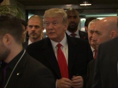 Trump Calls NY Times Mueller Report 'Fake News'