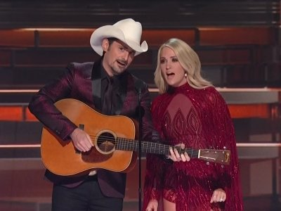 CMA Awards highlighted by political, emotional moments