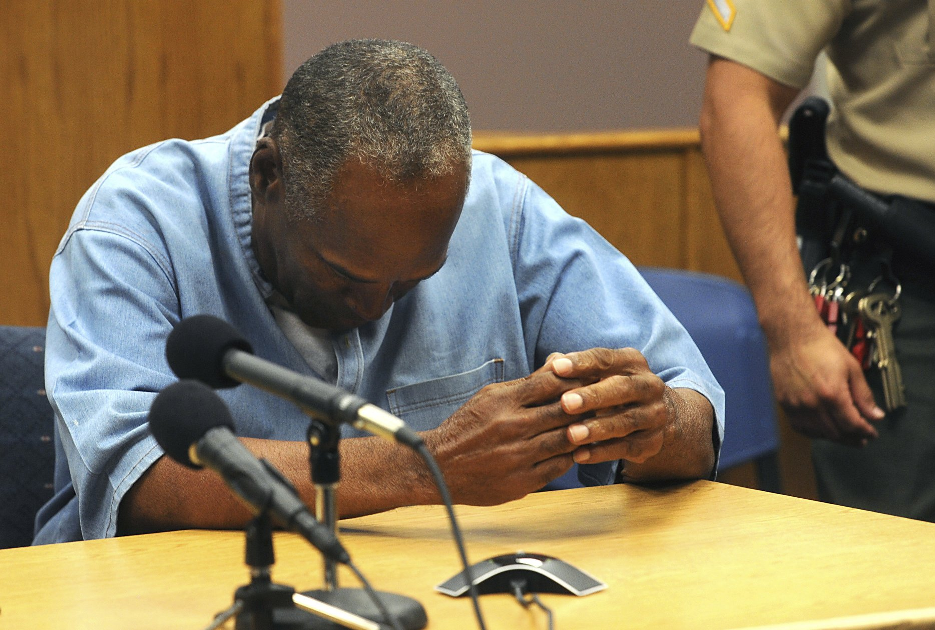 The Juice will be loose: O.J. Simpson granted parole