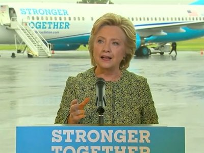 Clinton: I Know How To Fight Terrorism