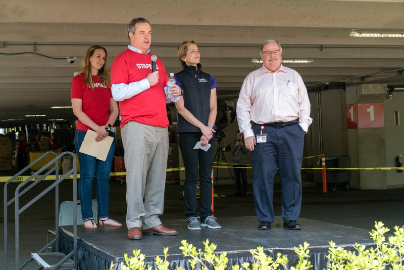 Fifth Annual Cradles to Crayons® Backpack-A-Thon® at Staples Stuffs 20,000 Backpacks