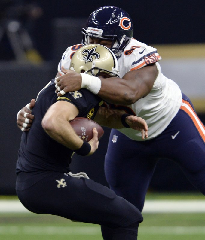 Drew Brees, Akiem Hicks