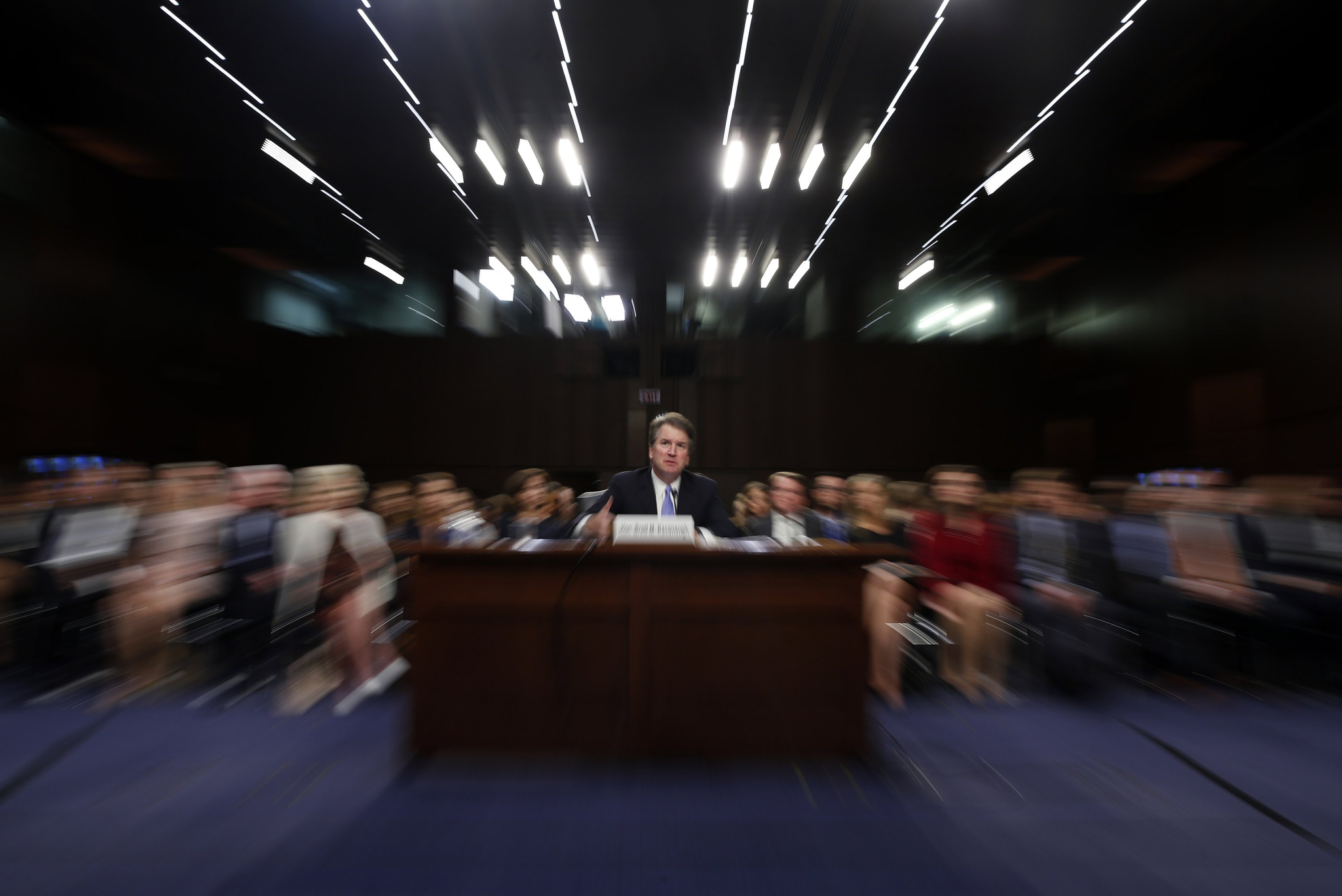 Memory's frailty may be playing role in Kavanaugh matter