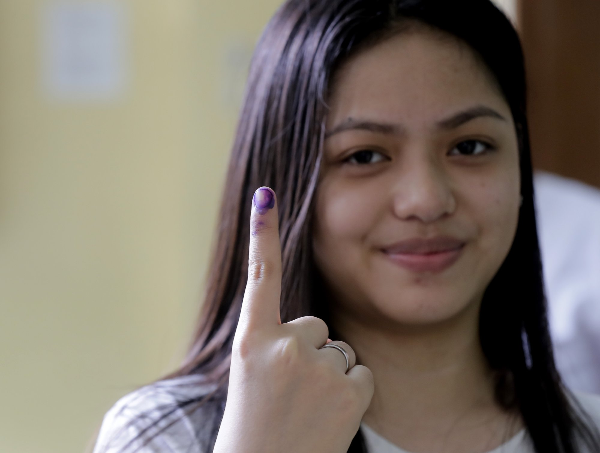 Filipinos cast vote in midterm elections crucial to Duterte