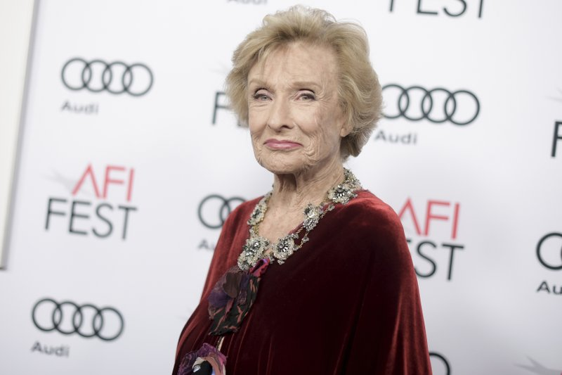 Q&A: At 91, the droll Cloris Leachman isn't slowing down yet