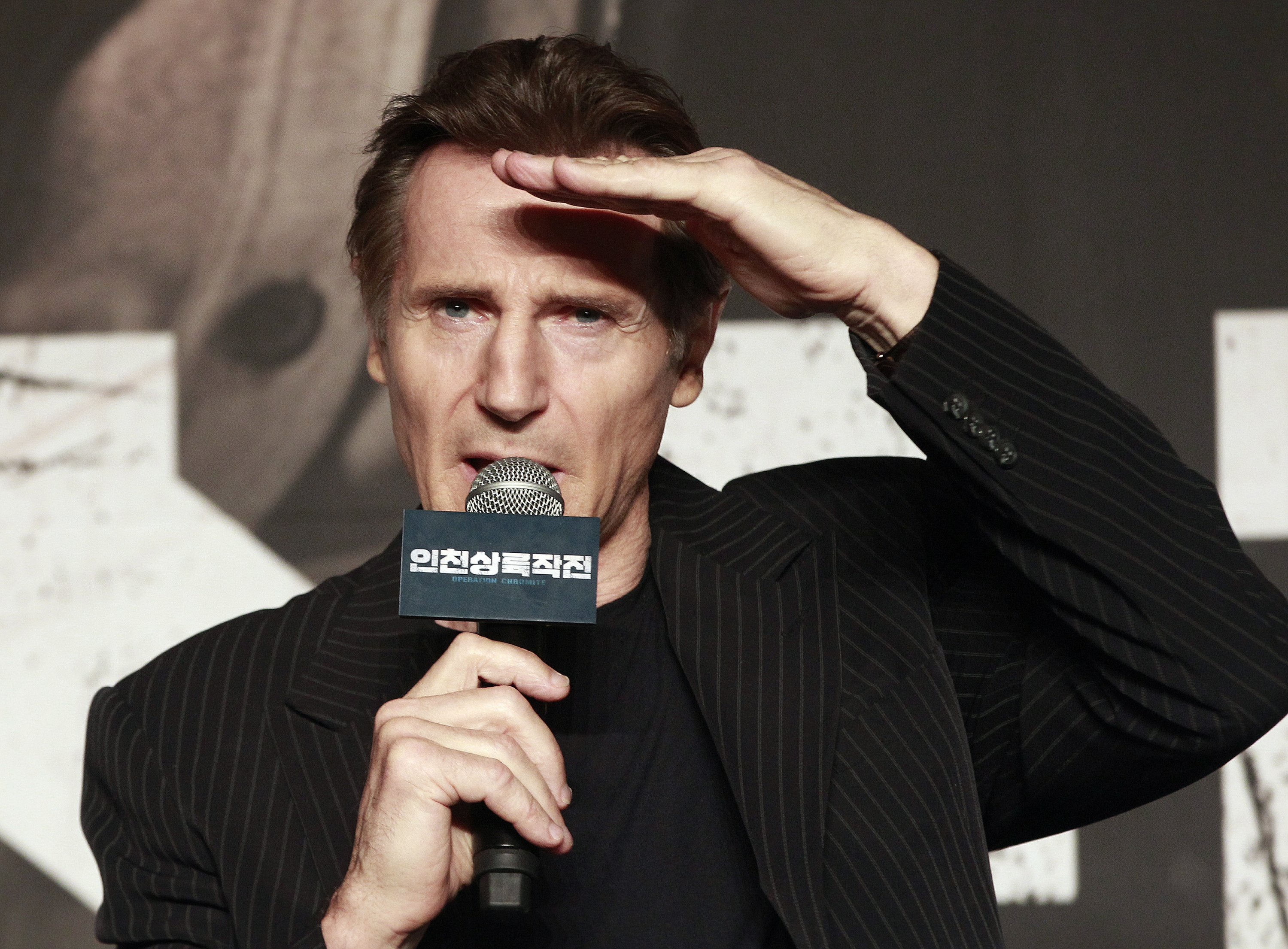 "Liam Neeson: ""Bit of a witch hunt"" over sex allegations"