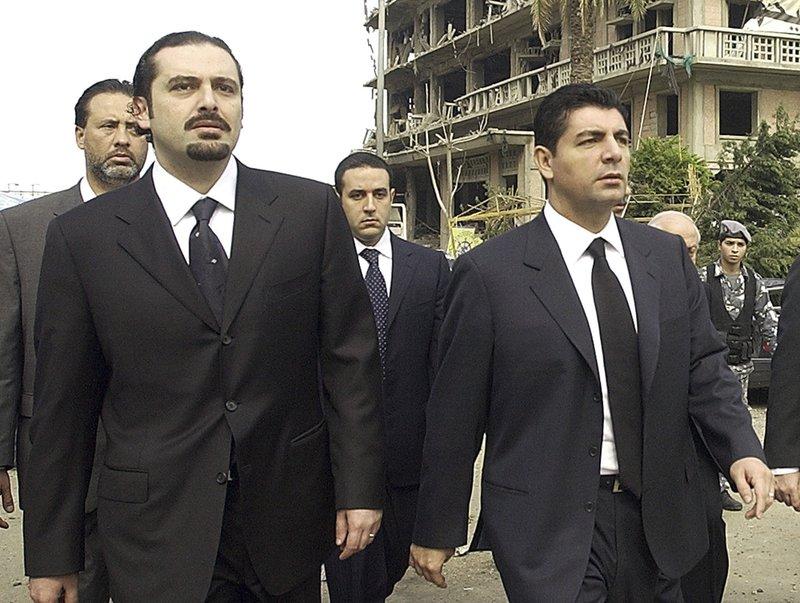 Bahaa Hariri, Saad Hariri