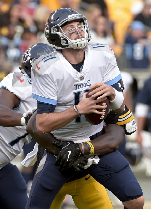reputable site c1c6d f92fb Steelers defense takes step forward in preseason tuneup