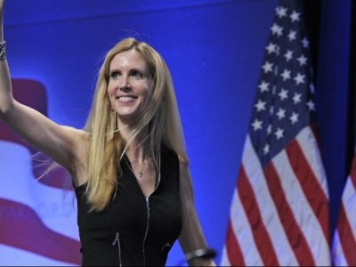 UC Berkeley Flip-Flops on Ann Coulter Speech