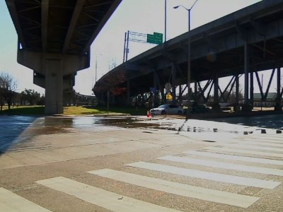 New Orleans is Example of Infrastructure Woes