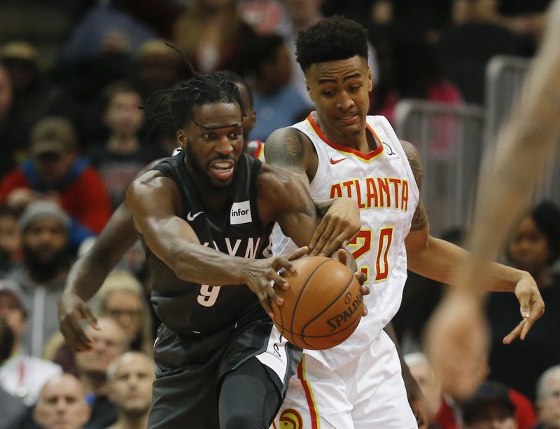 DeMarre Carroll, John Collins