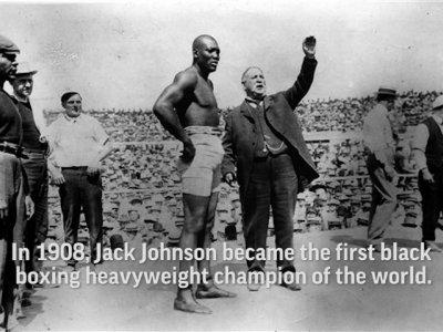 Jack Johnson Descendant Hopes for Pardon