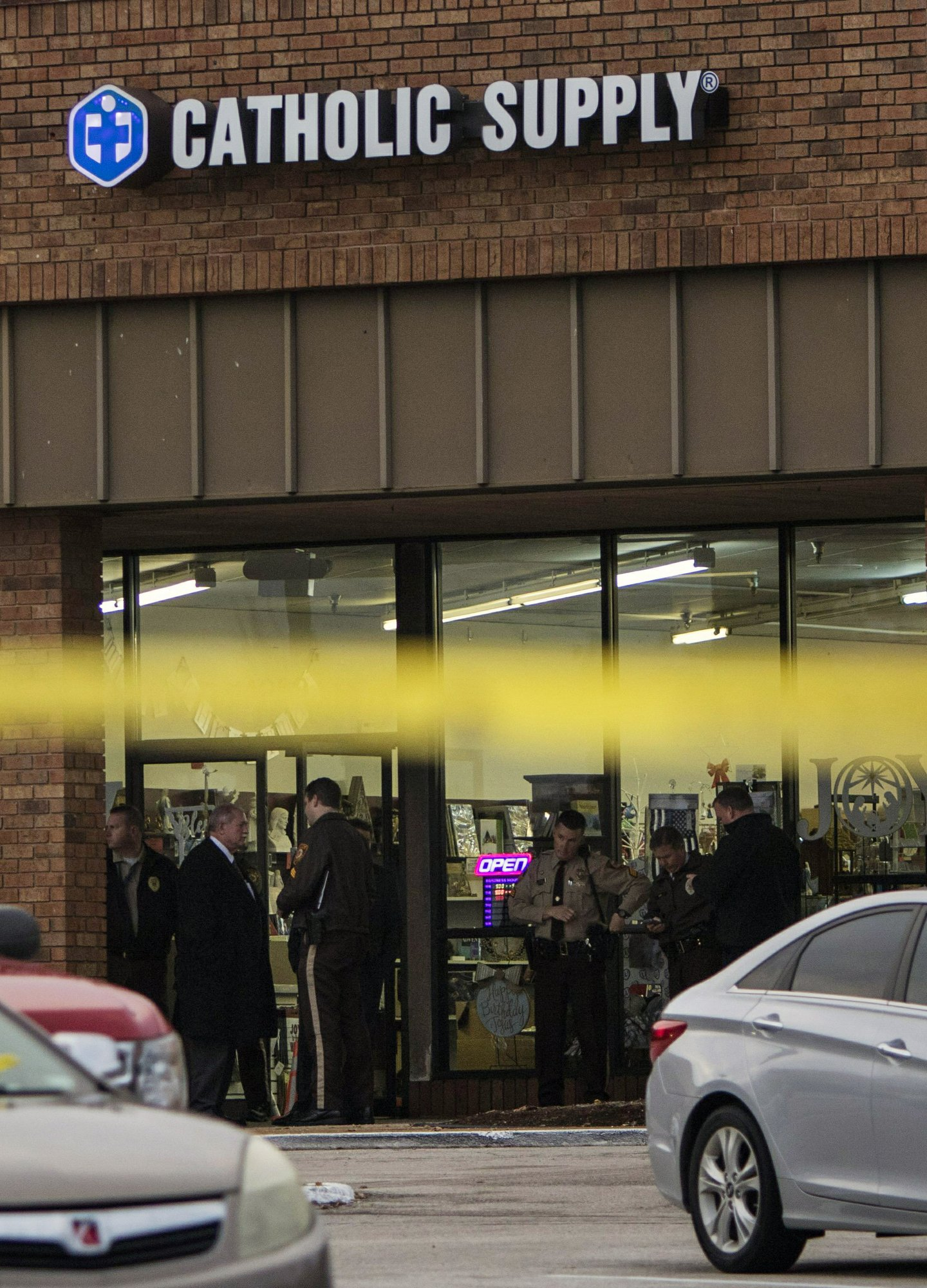 Man charged in killing, sexual assaults at religious store