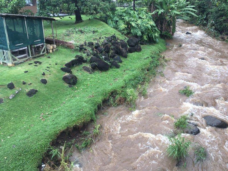 Tropical Storm-Hawaii