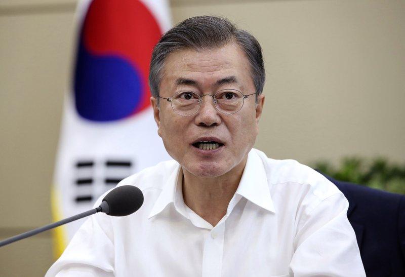 apnews.com - AP Staff - The Latest: South Korea president leaves for North Korea