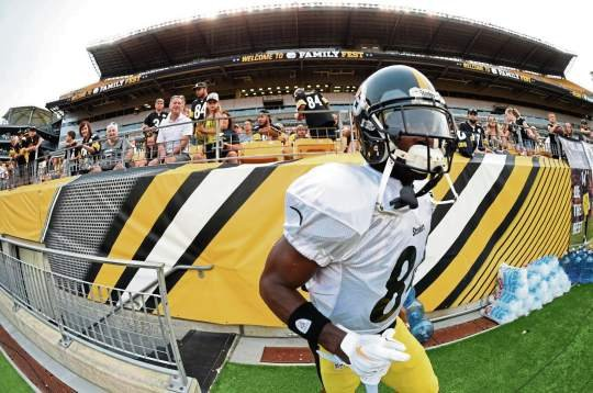Steelers notebook: Shazier receives big welcome at Family Fest