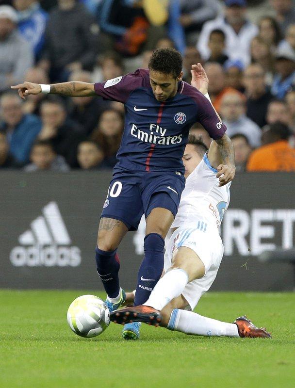 Neymar, Florian Thauvin